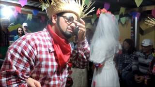 O melhor casamento caipira de festa junina + Roteiro thumbnail