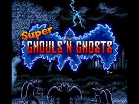 Phil Twerpin in Super Ghouls n Ghosts!!!