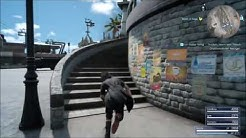 Glassphäre einfach finden in Final Fantasy XV Motorklinge