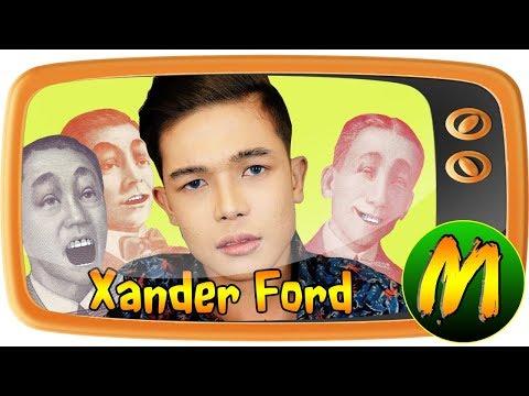 USAPANG PERA: ala XANDER FORD !!