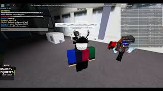 Roblox // Me and my friend Testing out PARKOUR!