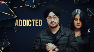 Addicted Official Music | T Jay ft. Agsy