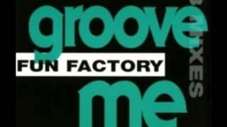 fun factory - groove me - frank dj remix - 2015