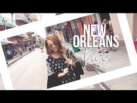 New Orleans Weekend Vlog!
