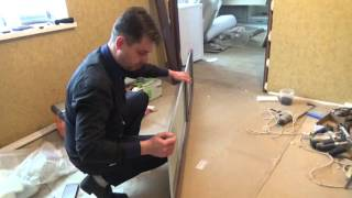 Замена стекла на Майкопской двери из массива #установка дверей #замена стекла(, 2016-03-03T13:10:56.000Z)