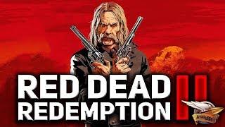 Red Dead Redemption 2 - Прохождение - Спасаем Мика - Часть 2