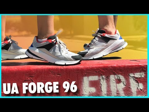 UNDER ARMOUR FORGE 96 REVIEW - YouTube