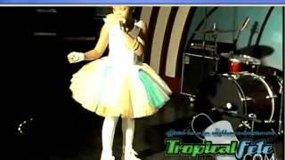 Devyn aka Soca Princess performing: Tropicalfete Countdown Top 100 Caribbean Songs 2010