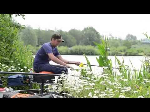 Carp Fishing on the Pole with Tackle Guru Pemb Wrighting