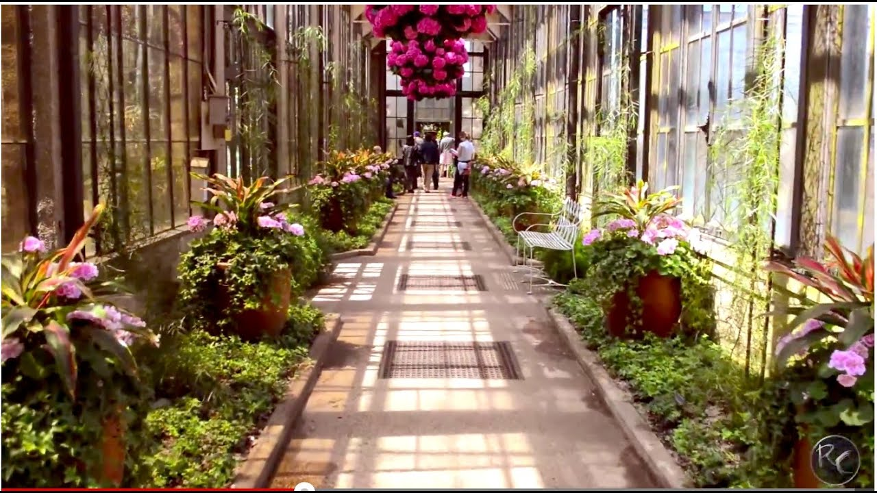 Worlds Most Beautiful Garden Cinematic Video Longwood