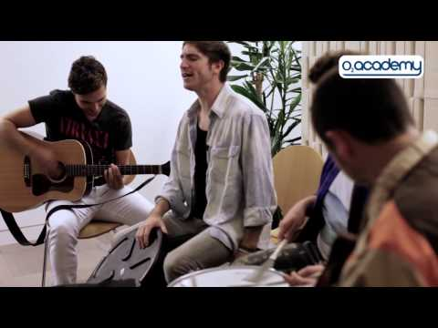 Walk The Moon Live - 'Tightrope' Acoustic Session