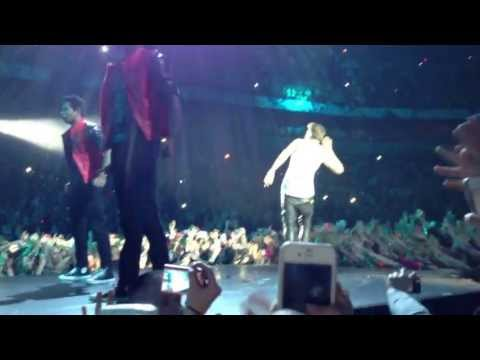 Justin Bieber - Beauty And a Beat - Live in Helsinki 26.4.2013