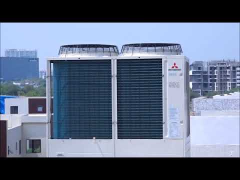 Arial Engineering Services - Mitsubishi heavy VRF System