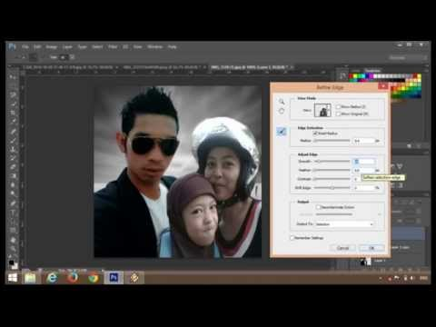 Cara Cepat Menggabungkan Photo Dengan Photoshop cs6