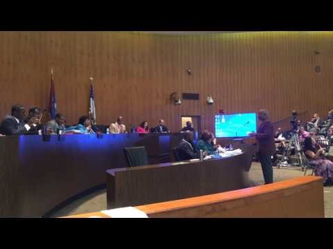 Detroit Council debates future of city golf courses