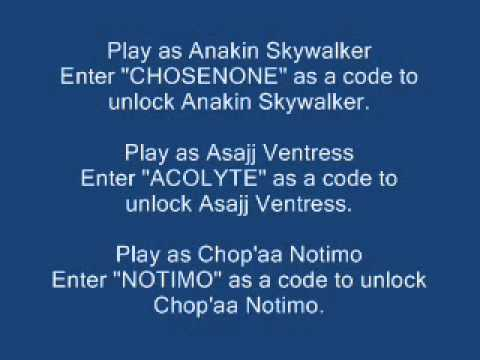 <b>star wars</b> the <b>force unleashed</b> psp <b>cheats</b>.wmv - YouTube
