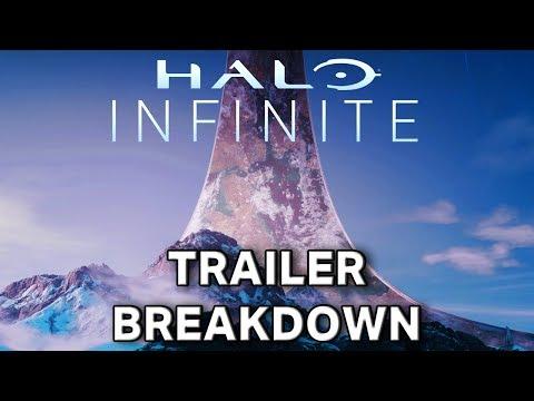 Halo: Infinite - Trailer Breakdown