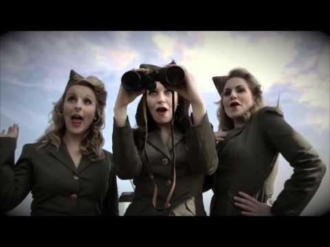 The Bombshell Belles - 40's Medley