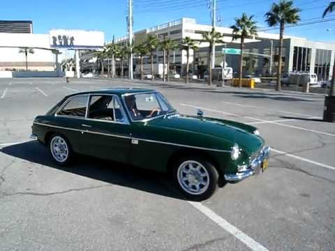 1967 mgb gt special coupe youtube. Black Bedroom Furniture Sets. Home Design Ideas