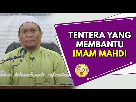 Tentera Yang Membantu Imam Mahdi ?