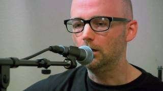 Moby - Pale Horses (Live on KEXP)