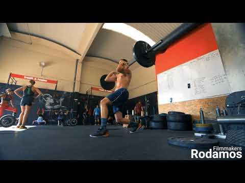 CrossFit Pamplona - Teaser