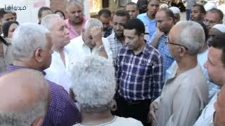 بالفيديو :  محافظ الأقصر يتفقد عددًا من المشروعات في إسنا وأرمنت