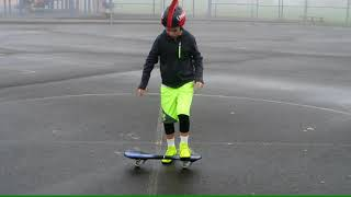 How to ride a RipStik for Beginners