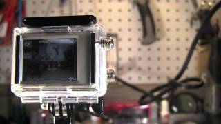 """GoPro Hero 3 Connecting to iPhone App - Usage & Features Demo : """"Black Edition"""" Example"""