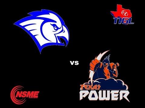 NSME: TIGL WEEK 8 | DFW HAWKS VS POWER