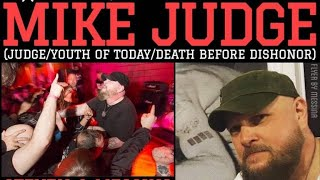 The NYHC Chronicles LIVE! Ep. #83 Mike Judge (Judge / Youth Of Today / Death Before Dishonor)