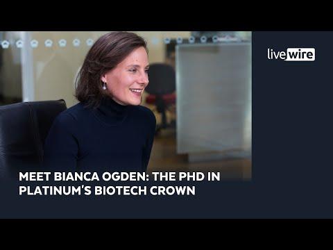 Meet Bianca Ogden: The PhD in Platinum's Biotech crown
