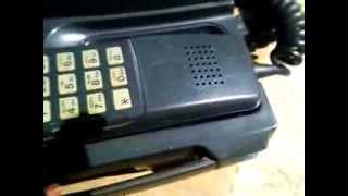celular antiguo panasonic 1991