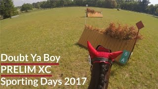 Sporting Days April 22 2017