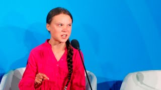Climate activists like Greta Thunberg just want to 'upend society'