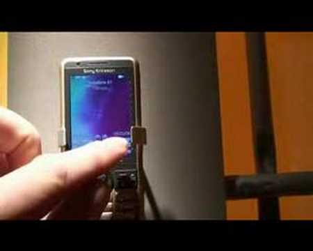 Esato view on Sony Ericsson G900
