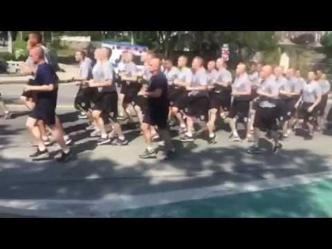 Plymouth Police Academy Hero 5k