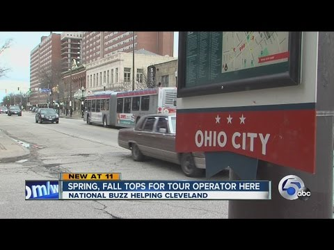 Cleveland, Ohio City tourism