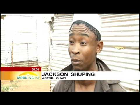 N Cape youth shoot a movie 'Okapi'