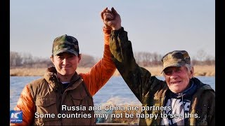 Chinese brothers help revive village in Russia's Far East