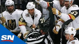 haley-actually-pulls-ryan-reaves-off-the-bench-while-looking-for-a-fight
