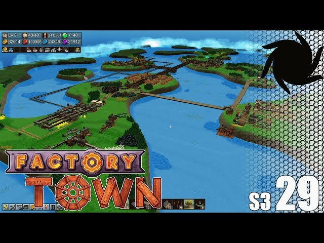 Factory Town - S03E29 - More Mana Research