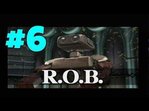Super Smash Bros. Brawl - #6 - ROB!