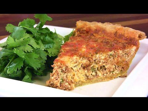 Chorizo & Cheese Quiche Recipe/ Spinach & Artichoke Quiche Recipe |Cooking With Carolyn