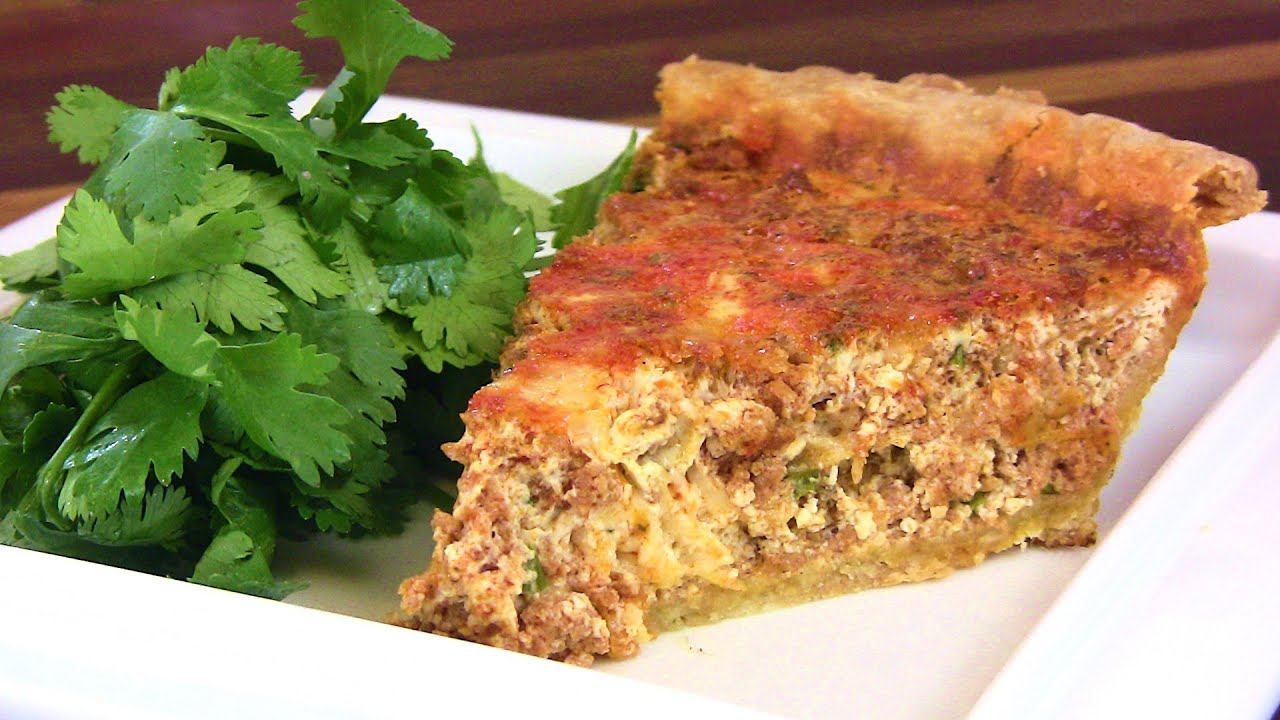 CHORIZO and CHEESE QUICHE Recipe/ SPINACH and ARTICHOKE QUICHE Recipe |Cooking With Carolyn