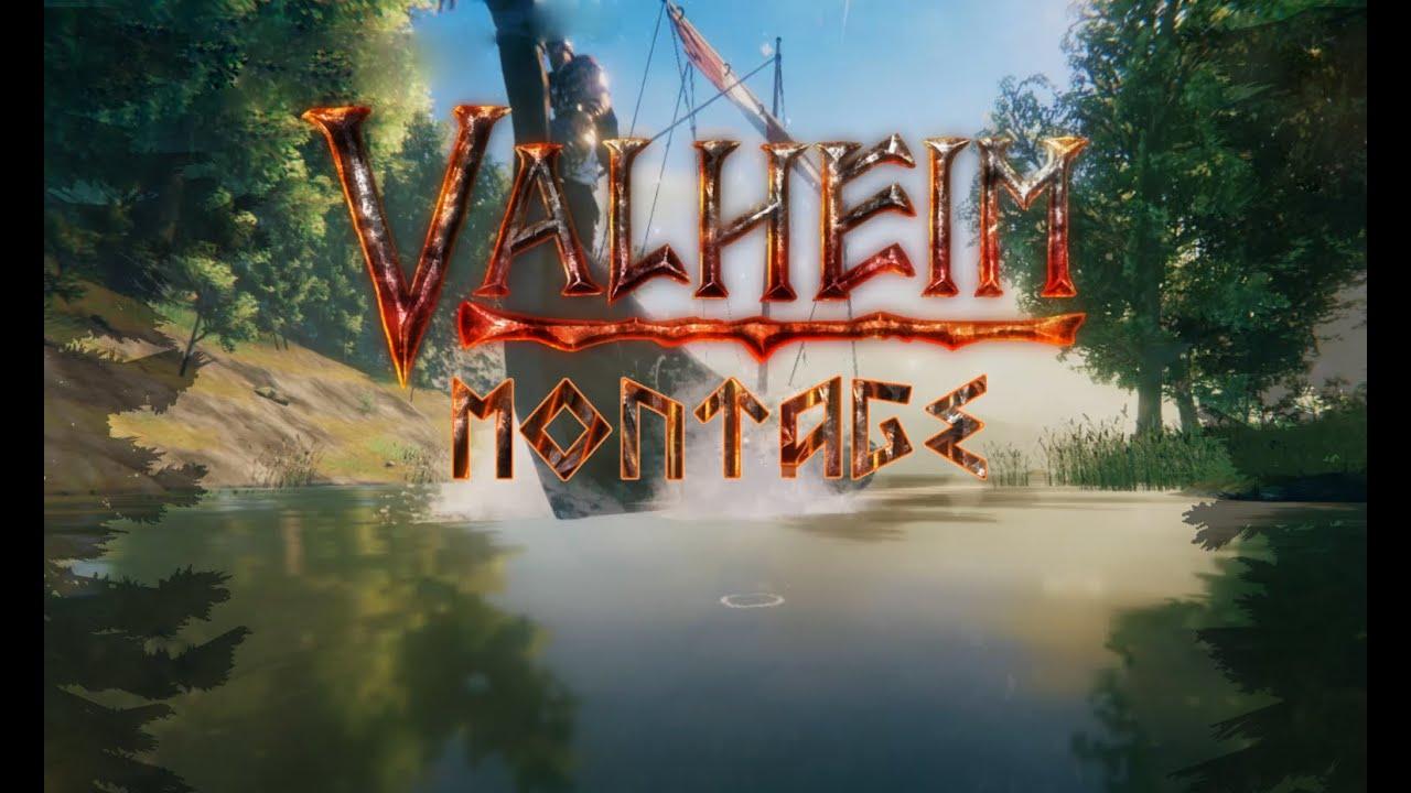 Valheim - Montage #2 #marksman #alwaysdying