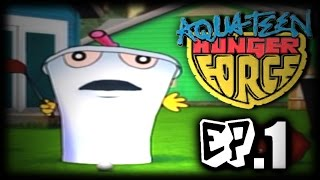Let's Play: ATHF Zombie Ninja Pro-Am EP.1 - Golfing Is Forbidden