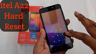 Itel A22 hard reset and pattern remove without pc thumbnail