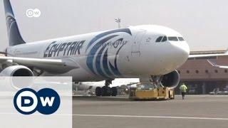سقوط طائرة مصرية | الأخبار