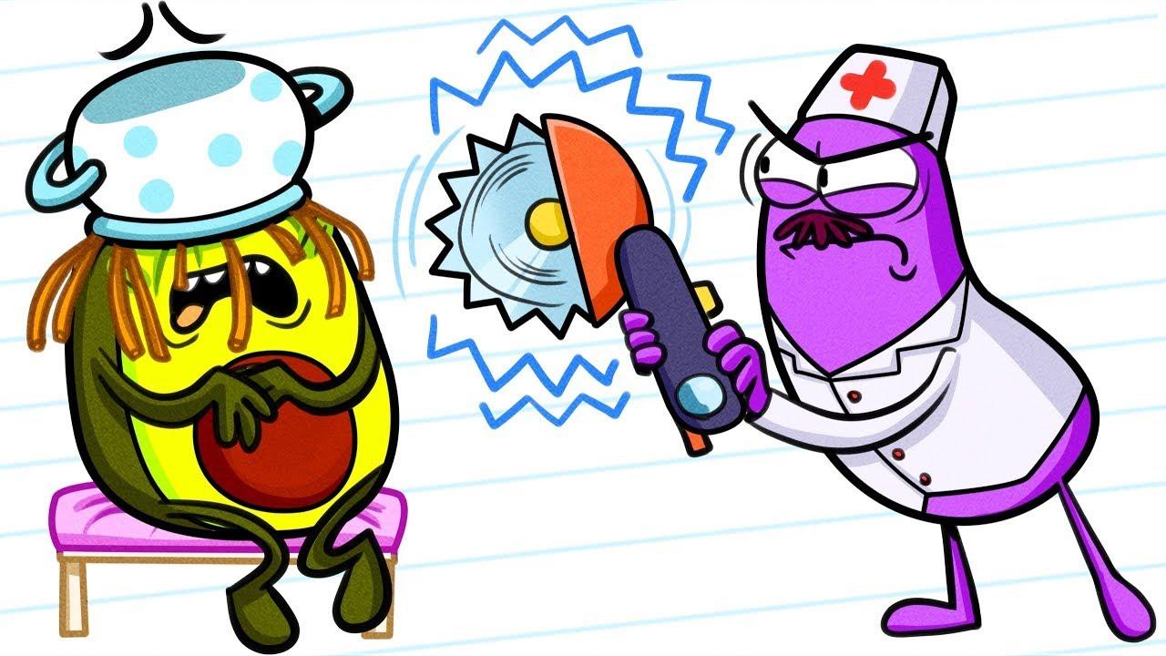 Situaciones incómodas en el hospital